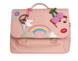 It bag mini lady gadget pink logo