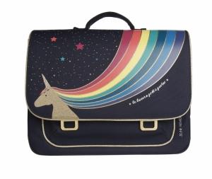 It Bag Midi Unicorn gold logo