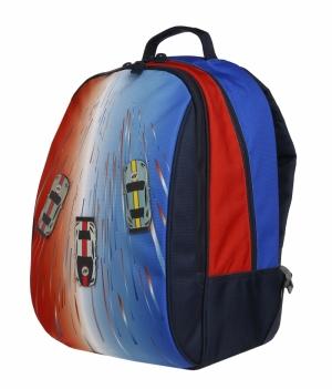 Backpack James Racing club logo