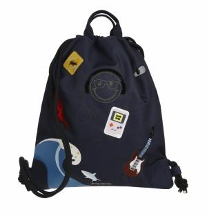 City bag Mr. Gadget logo