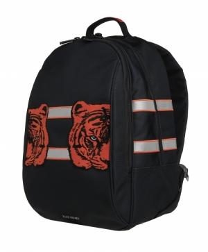 Backpack James Tiger Twins logo