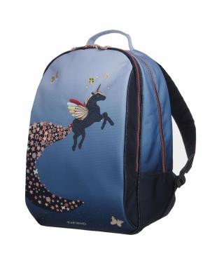 Backpack James Unicorn Univers logo