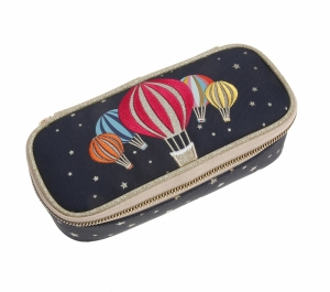 Pencil box Balloons logo