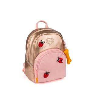 Ladybugs pink logo